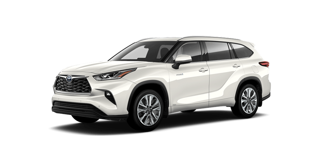 2021 Highlander Limited AWD
