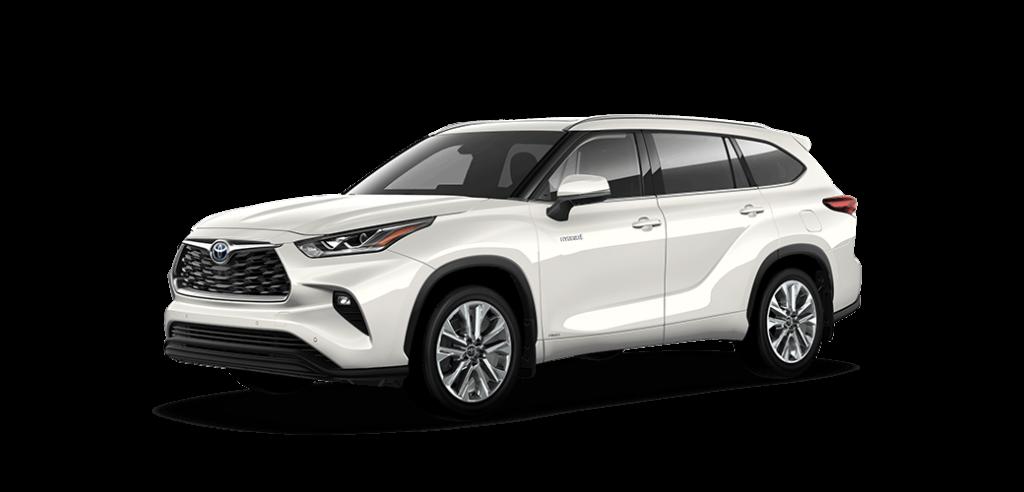 2020 Highlander Limited AWD