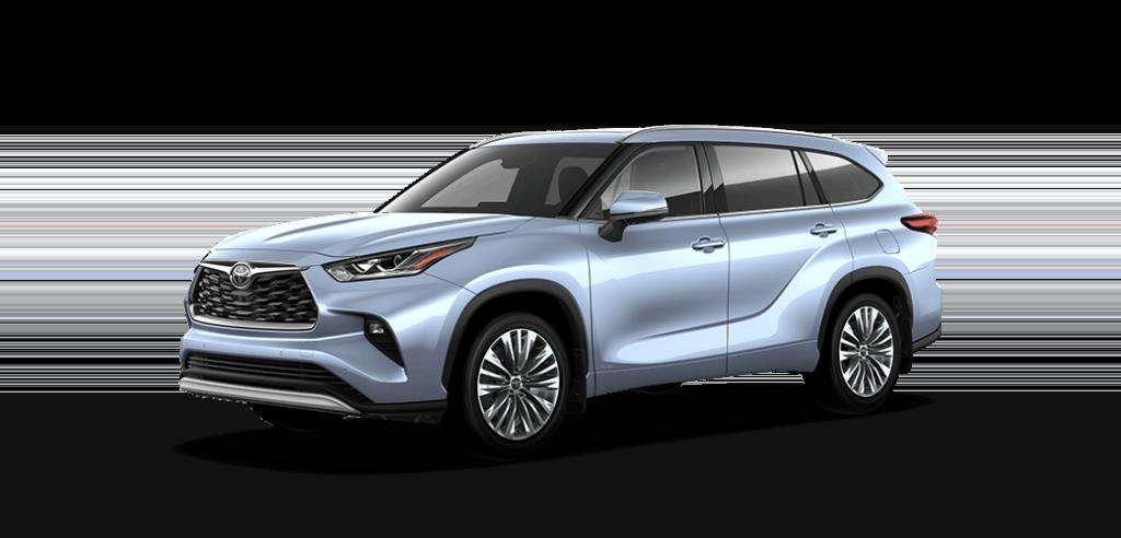 2020 Highlander Platinum AWD