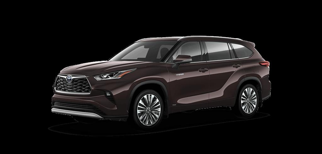 2021 Highlander Hybrid Platinum (AWD)