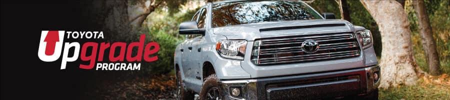 Toyota Upgrade Program