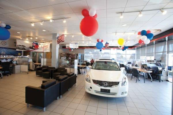 East Tennessee Nissan serving Oak Ridge