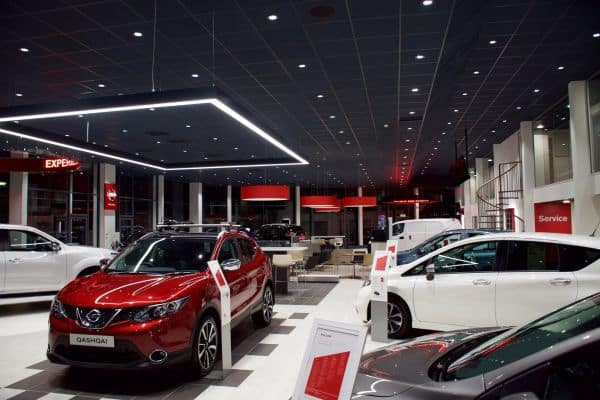 East Tennessee Nissan serving Newport