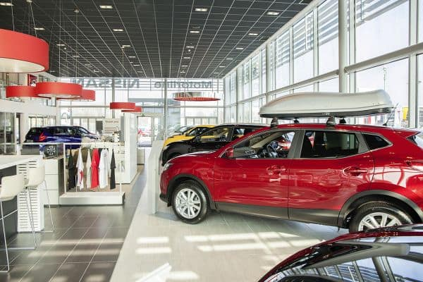 East Tennessee Nissan serving Knoxville