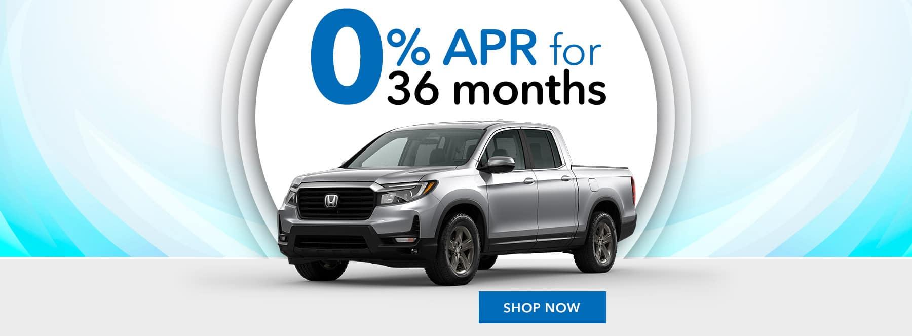 Honda 0%