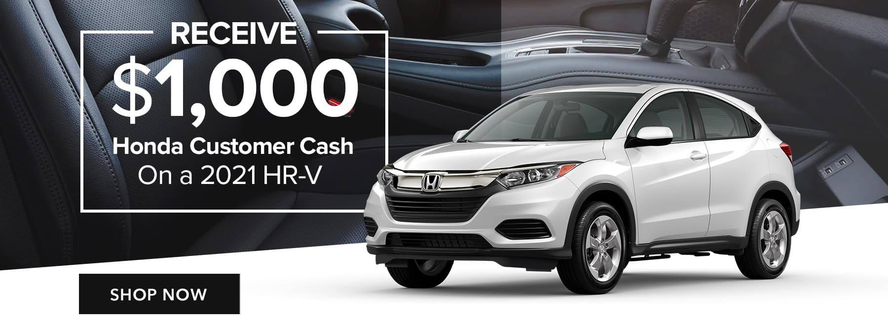 HR-V Customer Cash