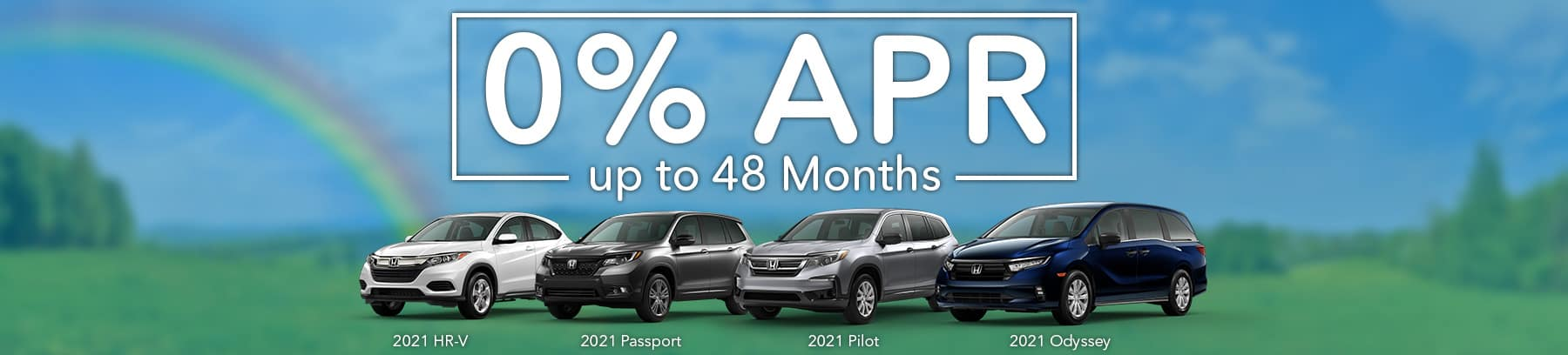 Honda - Spring 0 % APR for up to 48 Months