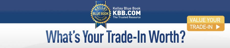 KBB Whats Your Trade-In Worth?