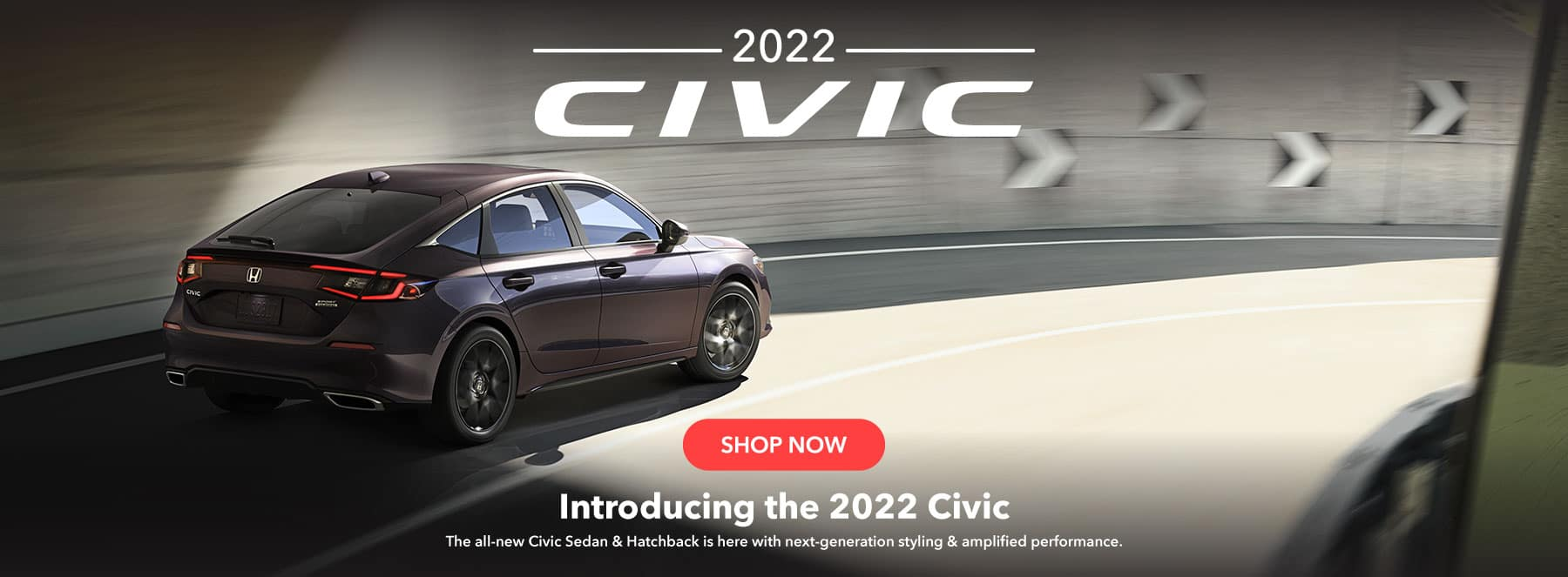 Introducing the 2022 Civic