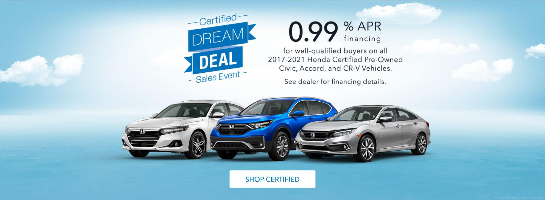 2021 Honda Accord LX CVT – Lease APR