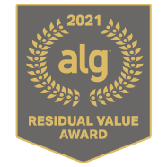Honda - ALG Residual Value Award 2021