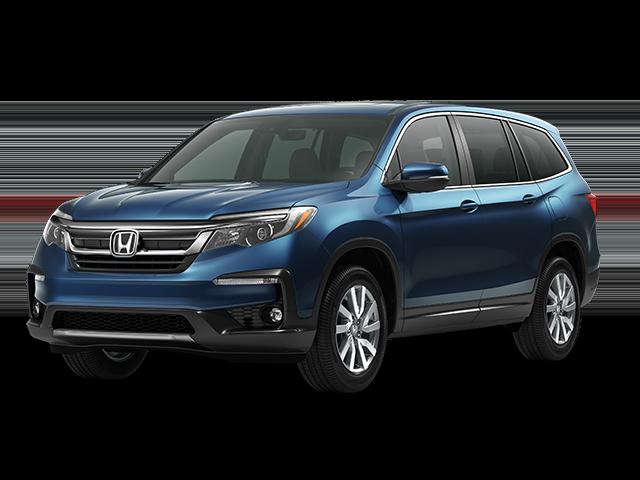 2021 Honda Pilot EX-L 2WD