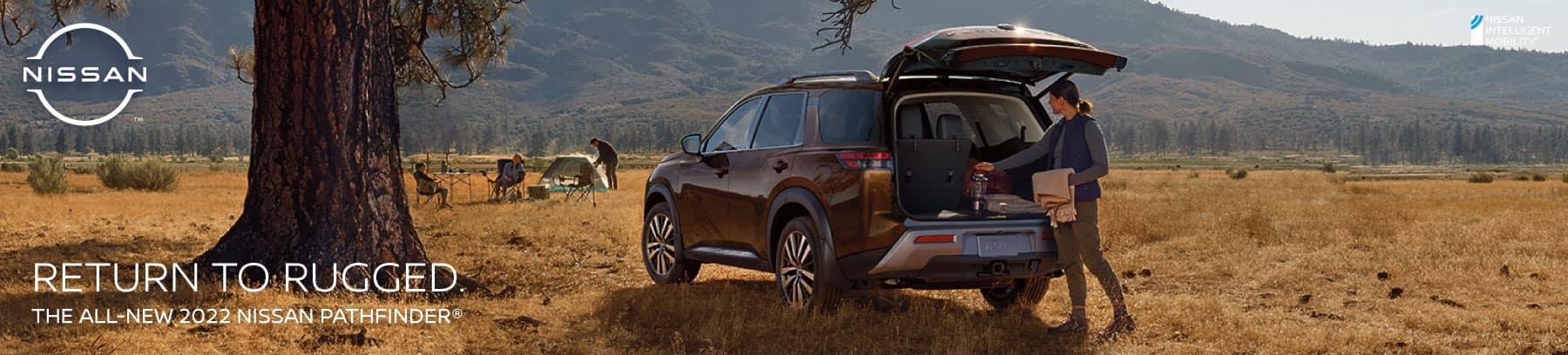 2022 Nissan Pathfinder - Return to rugged