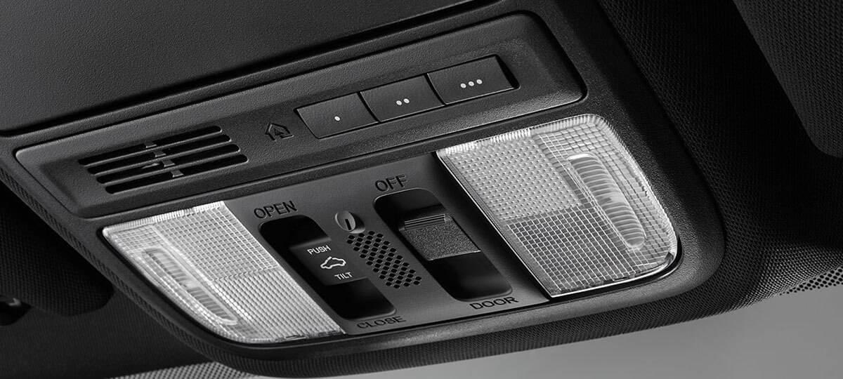 Honda Accord Home Remote System