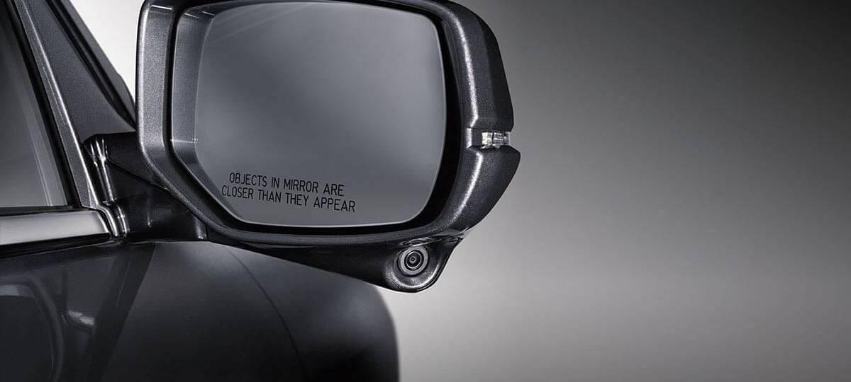 Honda Accord Honda Lanewatch Camera