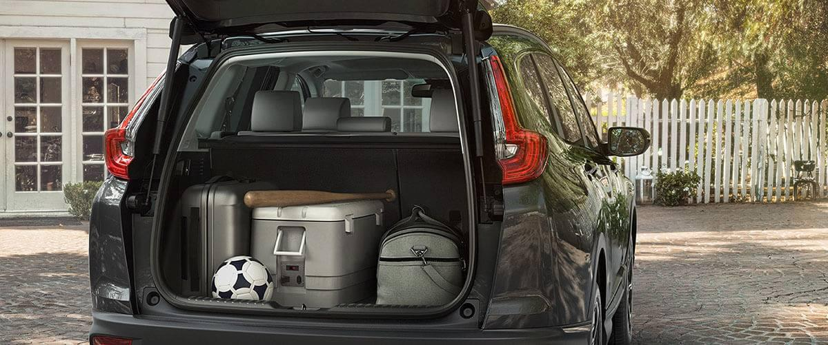 2017 Honda CR_V Cargo Space