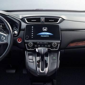 2017 Honda CR-V Touring Interior Dashboard