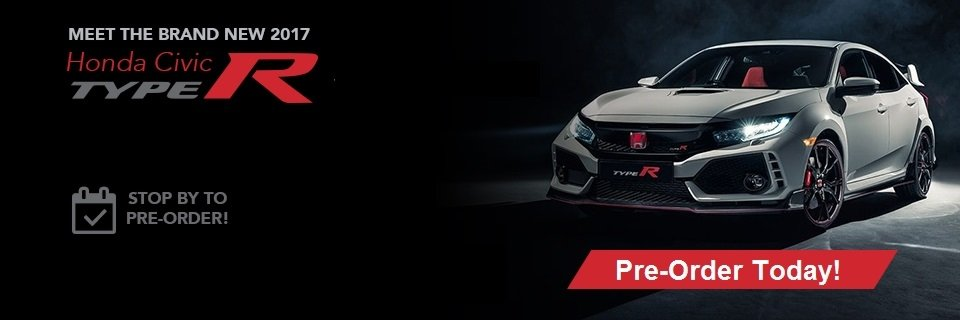 Civic Type R Event Banner