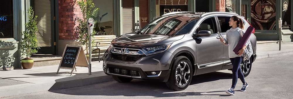 Nice 2018 Honda CR V