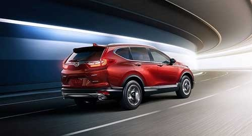 Honda CR-V Performance