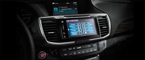 2017 Honda Accord Interior Features