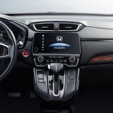 2018 Honda CR-V Technology Features