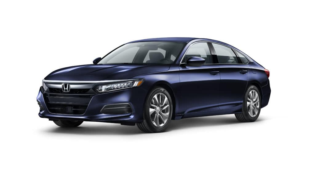 2018 Accord Sedan 1.5T LX CVT 36mo 10k/yr $179