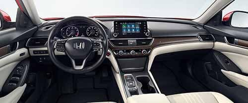 Honda Accord Features