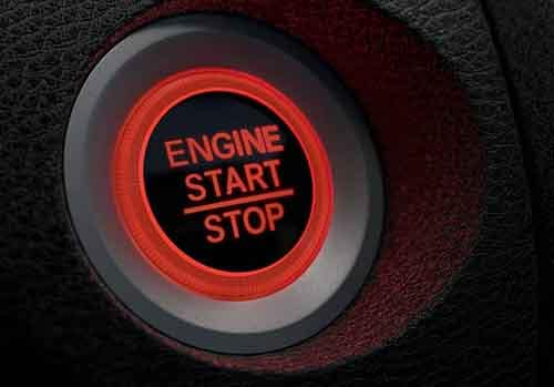 2018 Honda Civic Push Button Start