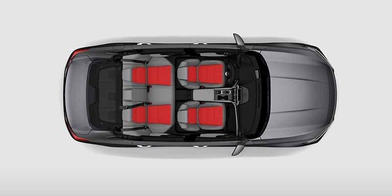 2018 Honda Accord Heated Seats