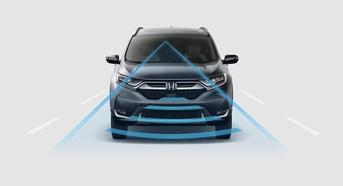 2018 Honda CR-V Adaptive Cruise Control Honda Sensing
