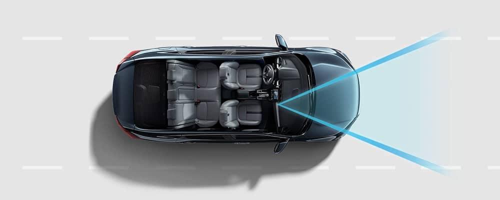 2018 Honda Civic Sedan Lane Keeping Assist