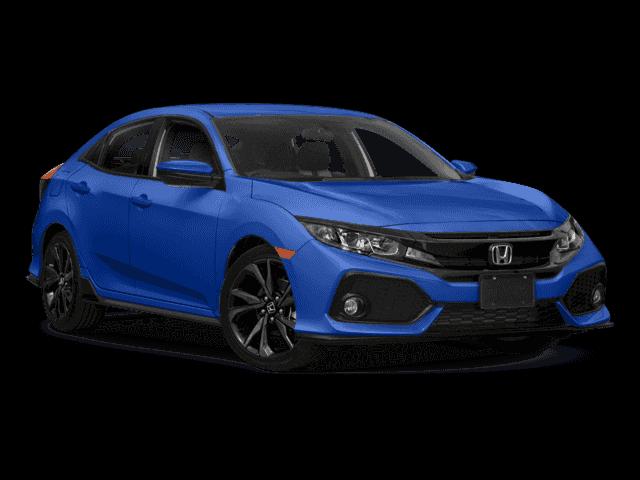 2018 Civic Hatchback Sport CVT 1.5T 36mo 10k/yr $169