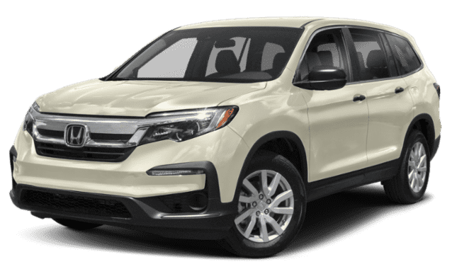 2019 Honda Pilot Side View