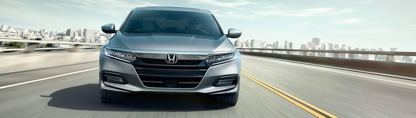 2019 Honda Accord Driving on the Highway