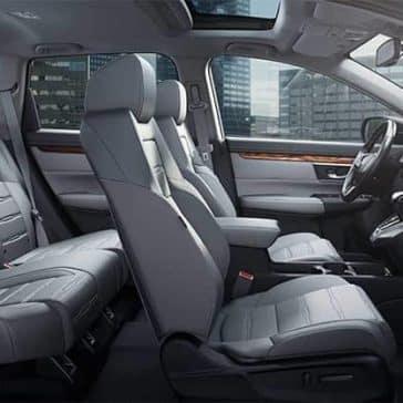 2019 Honda CR-V Interior Seating Features