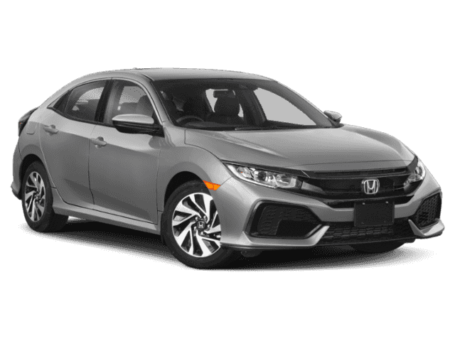 2019 Civic Hatchback LX CVT 36mo 10k/yr $139
