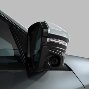 2019 Honda Civic Hatchback Mirror