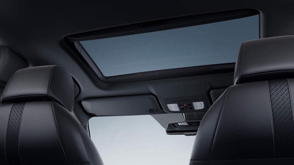 2019 Honda Civic Hatchback Sunroof