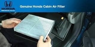honda air filter
