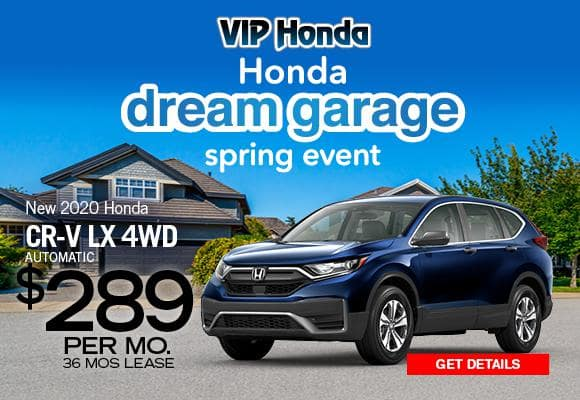 2020 CR-V LX AWD 36 month lease with 10k miles/yr