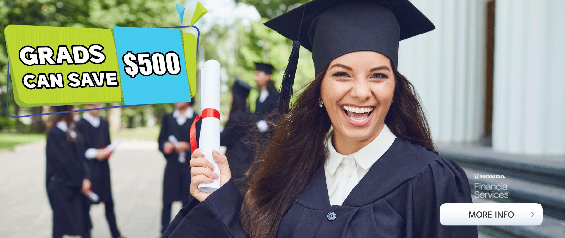 500 college grab program