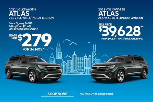 Atlas Lease/Purchase Specials
