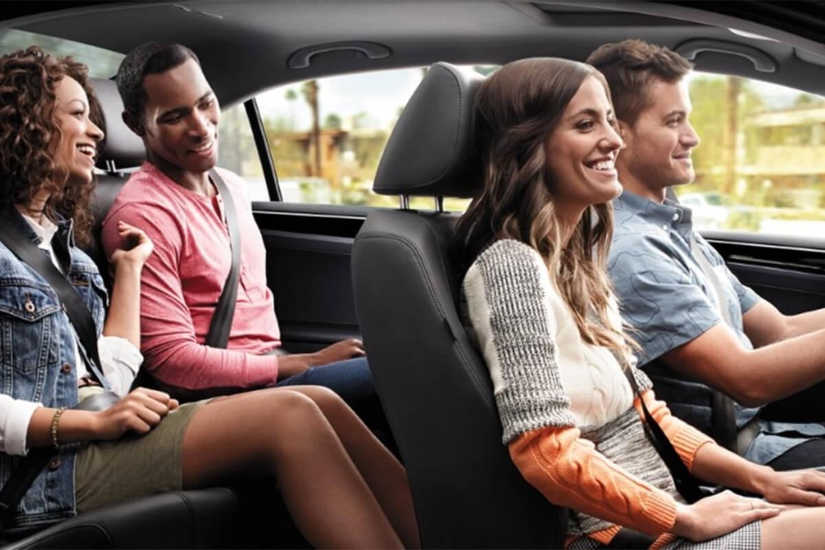 2017 Volkswagen Jetta seating