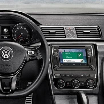 2017 Volkswagen Passat Interior Dash