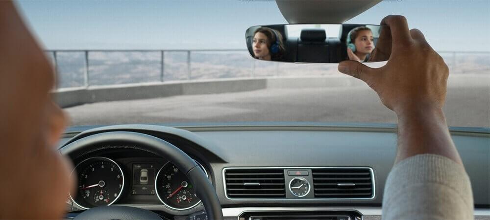 2017 Volkswagen Passat Rearview Mirror