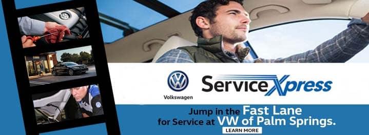 Service Express Banner
