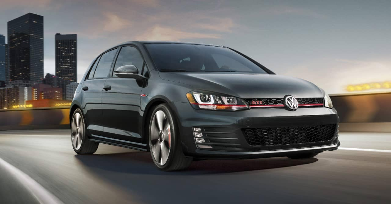 What Is The Difference Between The Golf And Golf Gti