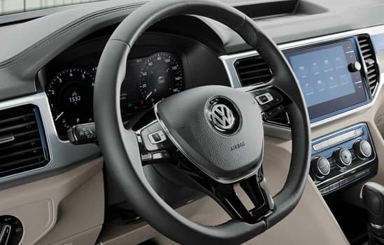 2018 Volkswagen Atlas Technology