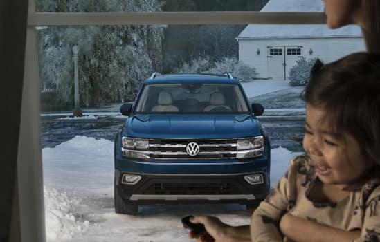 2018 Volkswagen Atlas Technology